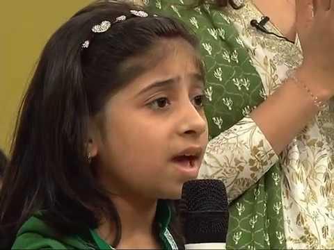 Hum Zinda Qaum Hain (We are a lively nation) by Zonia Zagham   Life Skills TV