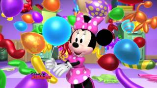 Minnie's Bow-Toons | Fashion Emergency | Disney Junior UK