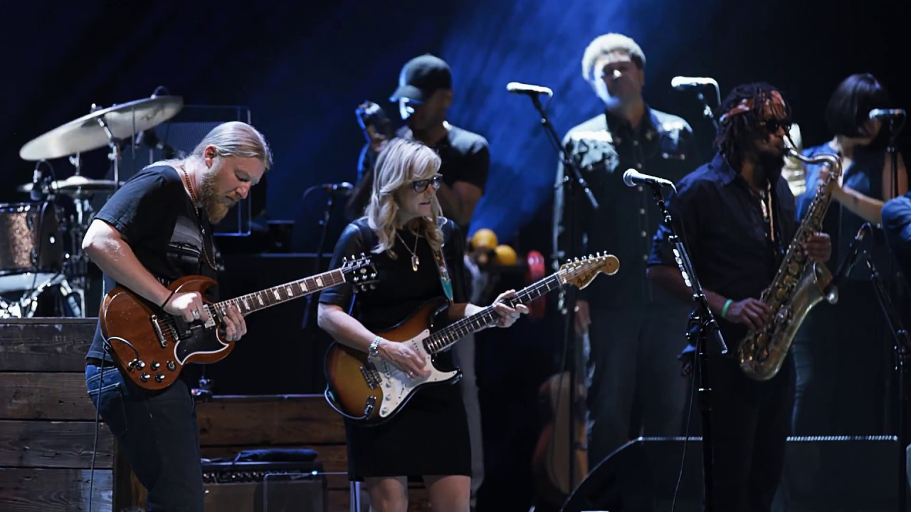 tedeschi trucks band keep on growing live from the fox oakland youtube. Black Bedroom Furniture Sets. Home Design Ideas