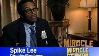 Spike Lee interview for Miracle at St. Anna in You Tube HD