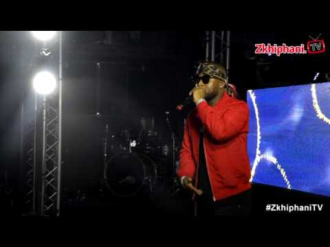 WATCH Cassper performs DESTINY at Zone 6