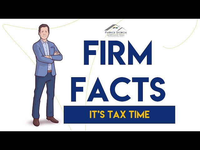 Firm Facts ✅: Did You Know? | It's Tax Time!