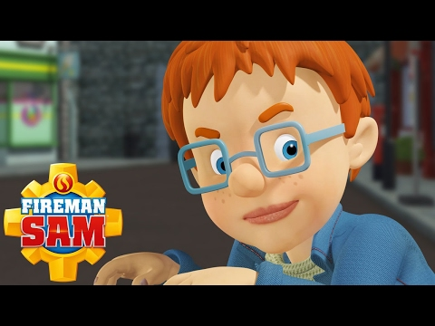 Thumbnail: Fireman Sam US NEW Episodes - The Best of Norman Price! 🚒 🔥