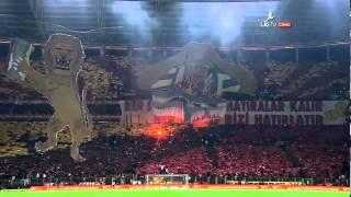 FENER AĞLAMA MÜTHİŞ KAREOGRAFİ FULL HD (please dont cry fenerbahçe)