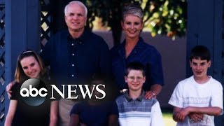 John McCain remembered as a family man