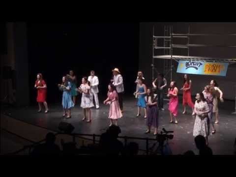 Windham HS Theatre- Footloose The Musical