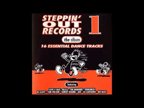 Steppin Out Records - Full Album
