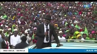 Download Video MAGUFULI Amekutana na Jamaa Anayemuigiza Sauti Yake! MP3 3GP MP4
