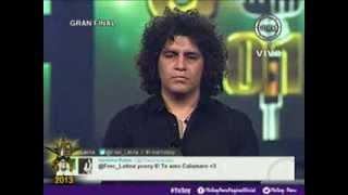 """Yo Soy Andrés Calamaro - """"Loco"""" (Gran Final)"""