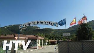 Camping Rio Nela en Trespaderne
