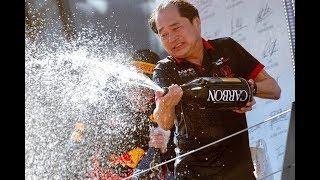 < 優勝記念 > TRUTH / T-SQUARE with Red Bull HONDA