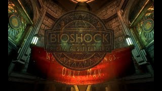 Discharged From The Medical Pavilion-Bioshock Remastered-Part 2-Livestream