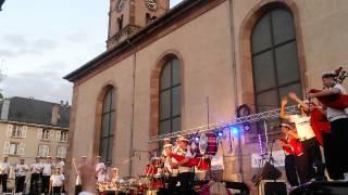 Download Bagad de Lann Bihoué - Ballade Nord-irlandaise /  Ar Mor Divent / Sarrebourg juillet 2015 Mp3