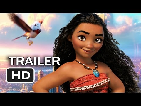 Moana 2 - Lost In New York Trailer (2018)...