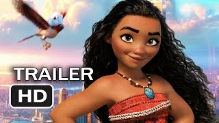 Moana 2 - Lost In New York Trailer (2019) Parody