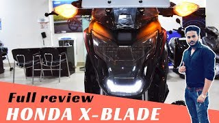 Honda X-Blade 160cc Full Review |price |Mileage | Full Features|Top Speed| in HINDI