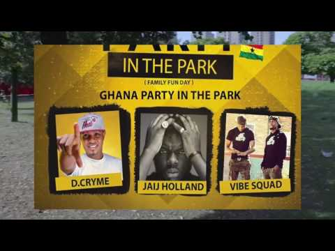 African Party In The Park 2016 Belgium