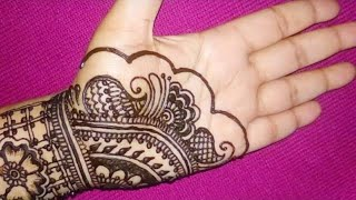 Easy and Beautiful Full hand Mehndi Designs 2019 | ईद ...