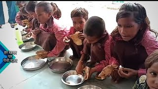 Why the Uttar Pradesh village at the centre of the Chapatti-salt midday meal row is still seething