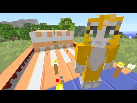 Minecraft Xbox - Peaceful Challenge