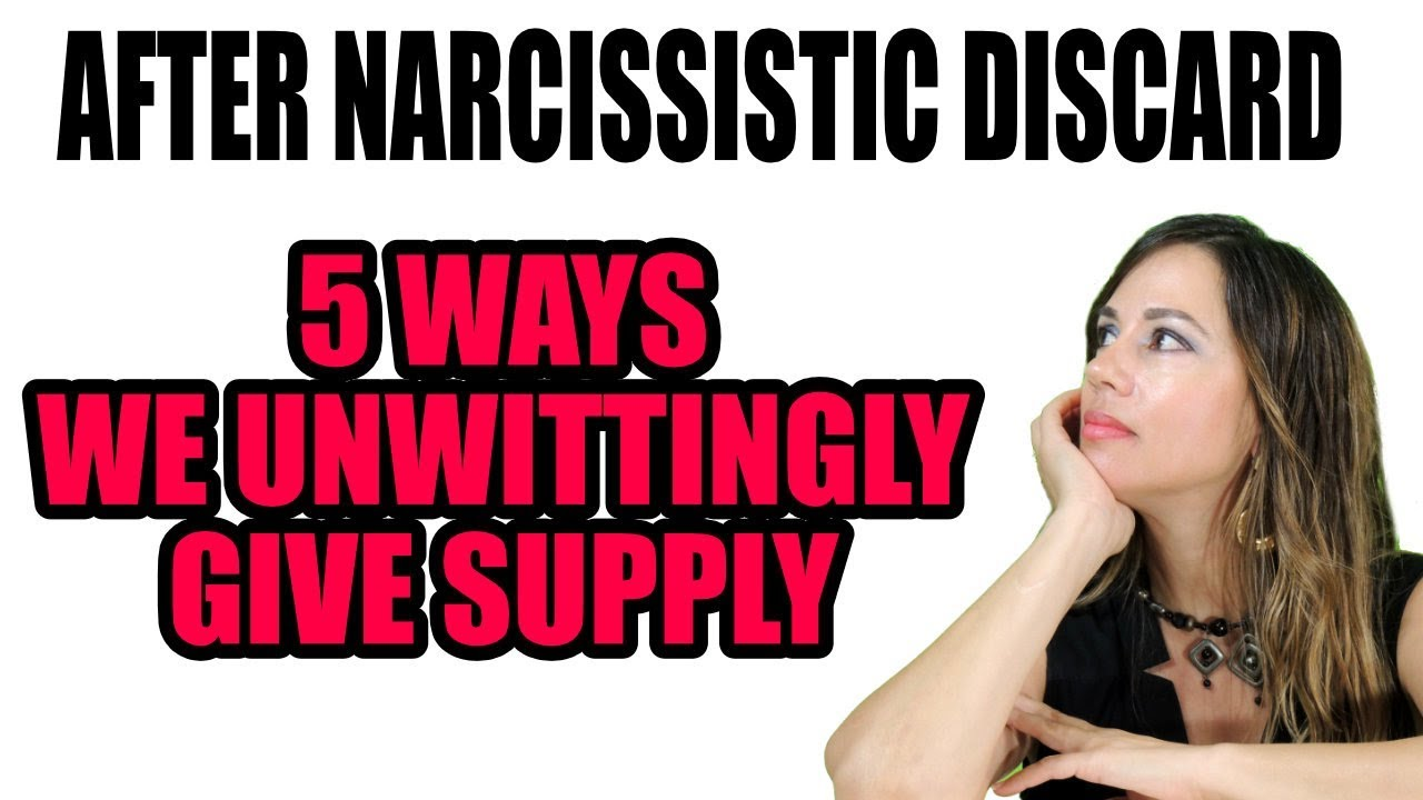 5 Ways Narcissists STILL Get Narcissistic Supply After Discard From YOU