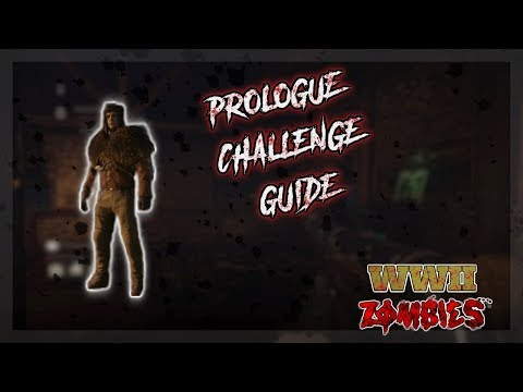 Mountaineer Prologue Challenge Guide (COD WW2 Zombies)