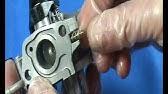 GX160 Governor & Carburetor Speed Adjustments - YouTube