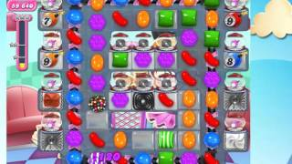 candy crush saga level -1458  (No Booster)