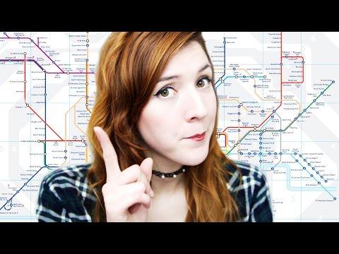 London Underground Explained - Quick & Simple | Jen Dre