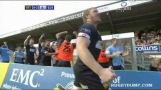 Wasps vs Leicester - September 2010 - Adams Park