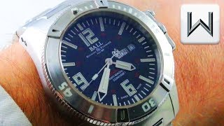 Gambar cover Ball Watch Company Engineer Hydrocarbon Spacemaster X Lume (DM2036A-SCA-BK) Luxury Watch Review