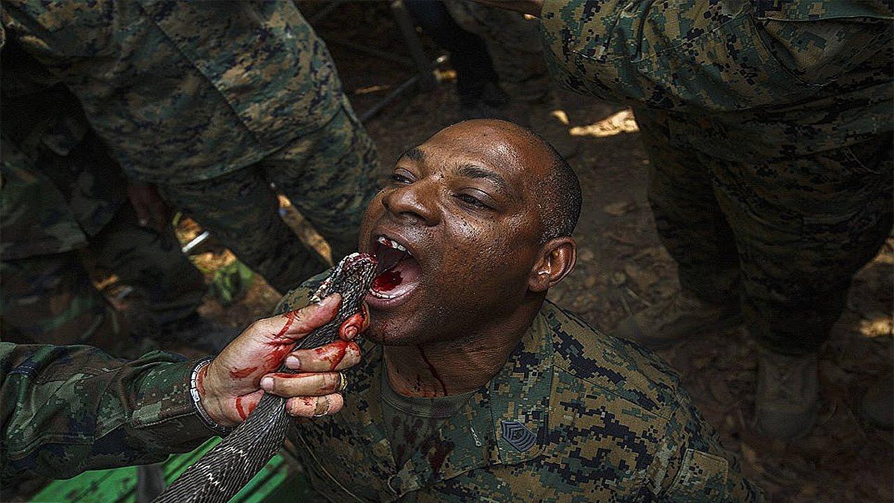 5 Craziest Military Training Exercises - YouTube