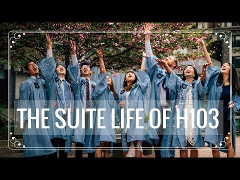 LIFE AT COLUMBIA   The Suite Life of H103