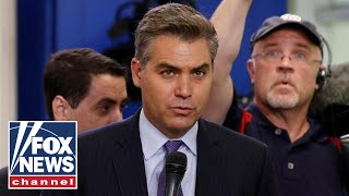 CNN sues White House for barring Jim Acosta
