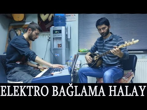 Emrah Kayhan Elektro Bağlama Halay
