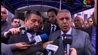 السيد محمد الغازي يشرف على مراسم إمضاء إتفاقية بين CNAS و DGSN