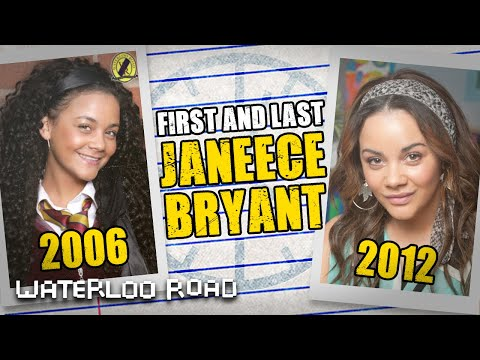 Janeece Bryant's First And Last Scenes | Waterloo Road