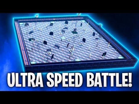 ULTRA SPEED 1 VS 1 BATTLE!