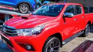 Toyota Hilux y Fiat Toro: Diferencias en sus DPF
