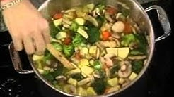 Vegetable Barley Stew - Healthy Cooking with Cindy