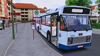 OMSI 2 - Römerberg Linie 208 → Zavelstein - VanHool 120