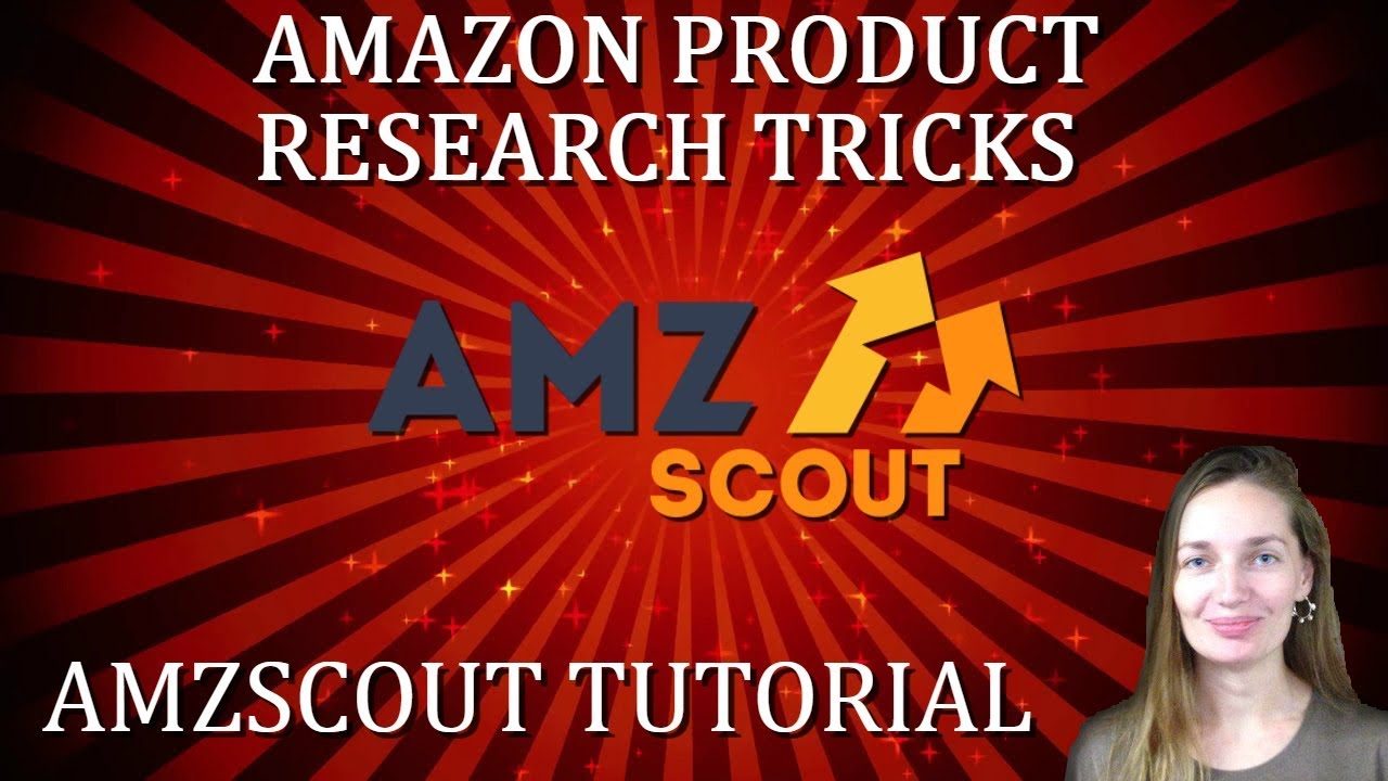 Product Research Tricks For Amazon. What to sell on Amazon. AMZScout Chrome Extension