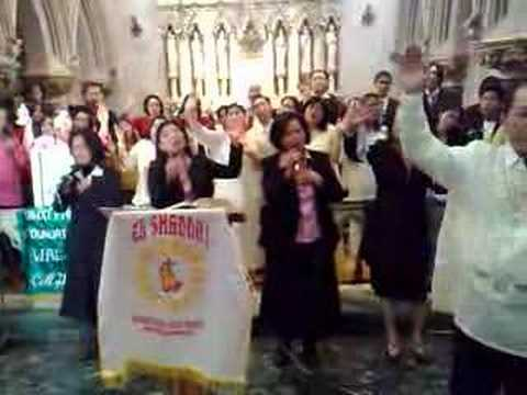 El Shaddai Gloucestershire Cell Group, UK 3rd Anniversary