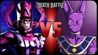 BILLS VS GALACTUS - EL DESTRUCTOR VS EL DEVORADOR DE MUNDOS
