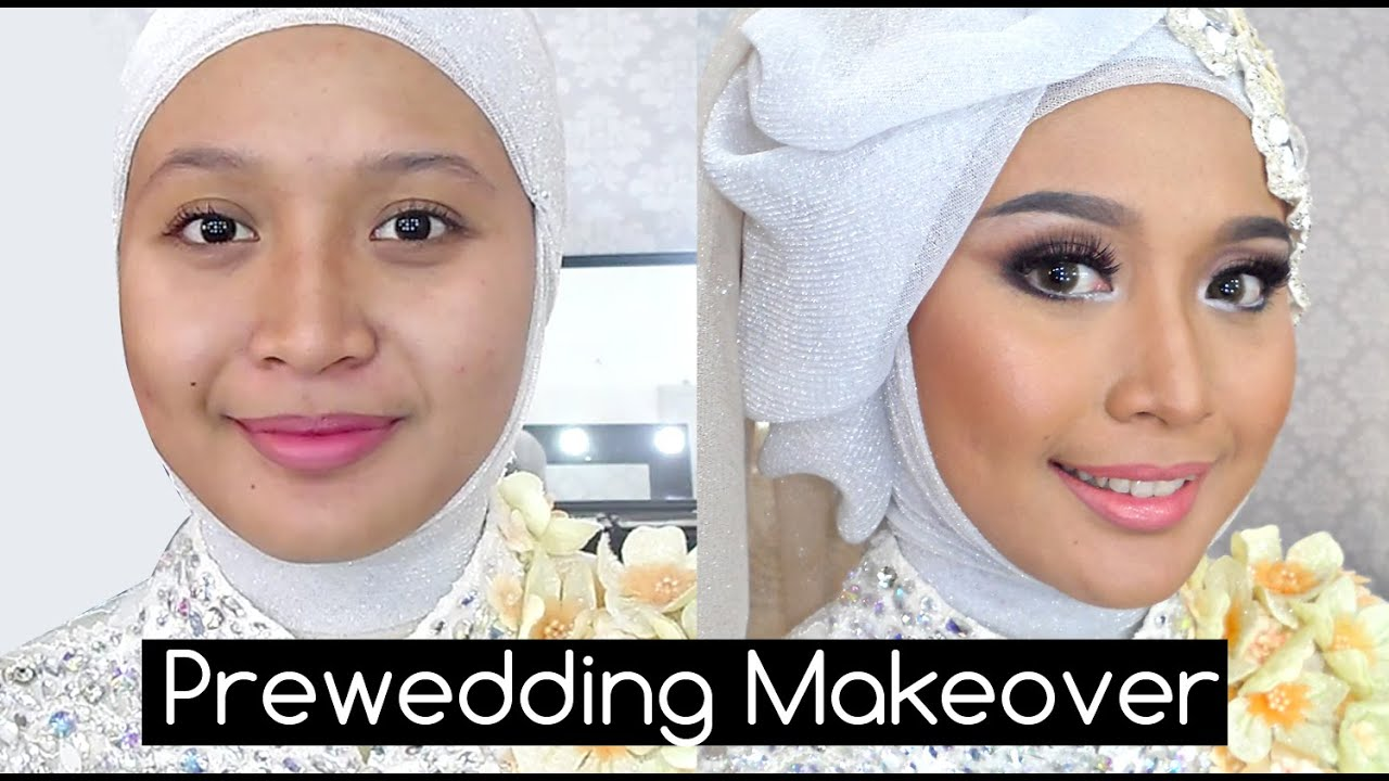 Tutorial Soft Make Up Dan Hijabstyle Prewedding Ala IniVindy YouTube