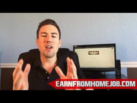"""Work At Home Jobs For Moms"" - How Moms Can Make $300 PER DAY!!"