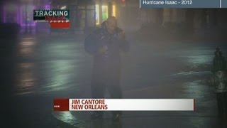 Jim Cantore's Top Three Hurricanes