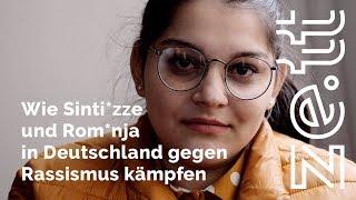Wie Sinti*zze und Rom*nja in Deutschland gegen Rassismus kämpfen
