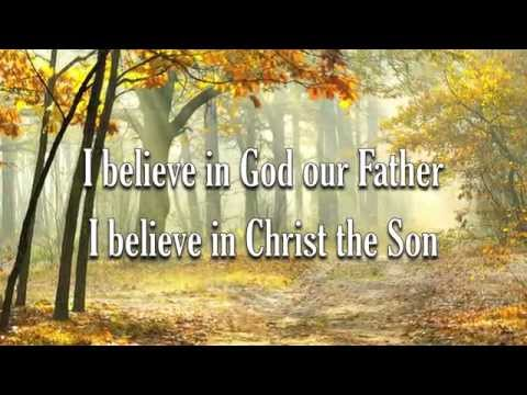 This I Believe (The Creed) - Hillsong Worship - with Lyrics