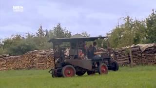 Traktor Träume Mit den Traktor zum Camping